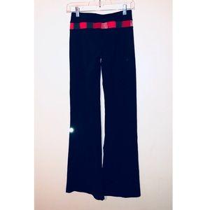 Lululemon leggings full length reversible size 4